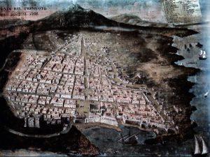 Catania nel 1708