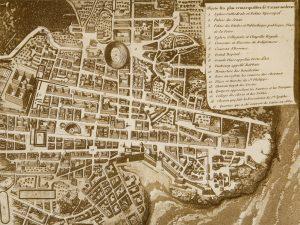 Catania nel 1700